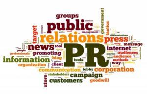 PR články